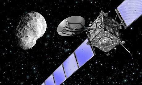 Rosetta mission: Philae comet probe could unlock secrets of the universe