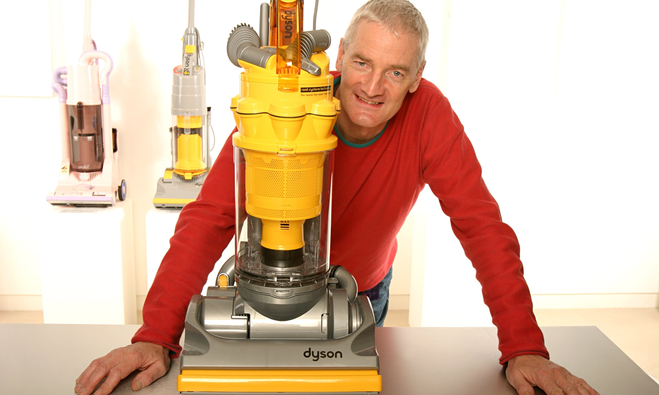 marketing communications of dyson Innovation fits very well dyson's brand values dyson has always worked hard to ensure all its products depart from the old ways of doing things by taking dyson takes pride in the fact that it has no marketing department indeed, its products are the only marketing department the company needs.