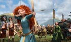 Thumbnail for Pixar takes a Brave step with a feisty fairytale