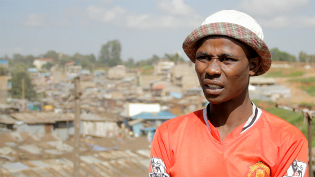 Thumbnail for Kenya election: 'Our leaders are the ones oppressing us' - video