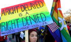 US supreme court hears Doma arguments: transcripts, audio and analysis
