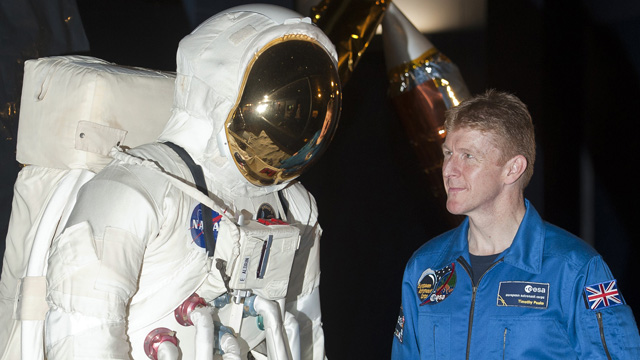 who was the first british astronaut in space - photo #20