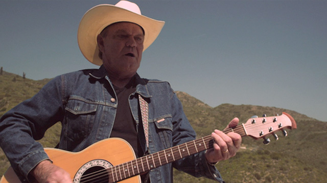 Glen Campbell Hey Little One Video Music The Guardian