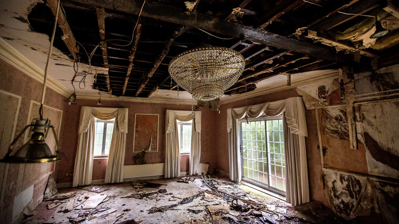 Inside The Derelict Mansions Of London S Billionaires Row