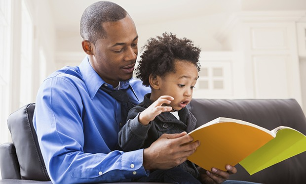 Fathers will be able to share parental leave from April 2015