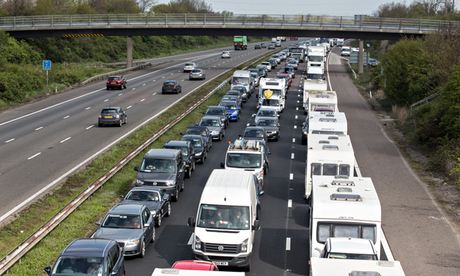 Britons face late Easter travel disruption due to warm weather