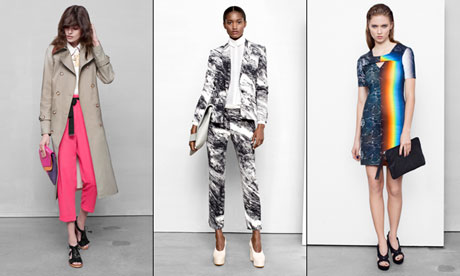 High Concept Outlet From H M Influenced By Fashion Bloggers Fashion The Guardian