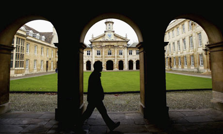 If Oxford colleges exclude black students, the university ...