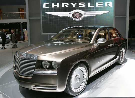 Chrysler Cars Over The Years Business The Guardian