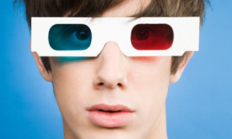 Does 3D TV leave you feeling a bit flat? | Television ...