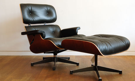 Charles Eames Original Lounge Chair And Ottoman All Original With Eames  Lounge.