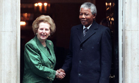 Nelson Mandela and Margaret Thatcher: the meeting that never was