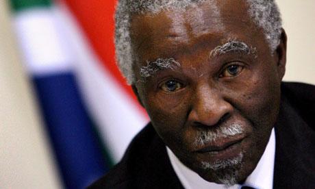 Экс-президент ЮАР: США и Великобритания желали сменить власть в Зимбабве