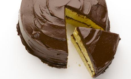 Vanilla chocolate layer cake recipe   Dan Lepard   How to bake   Life ...