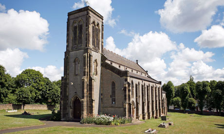 Christians Outnumbered in England & Wales