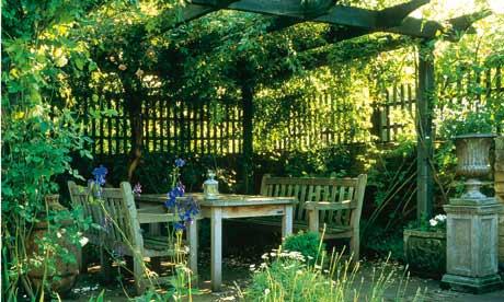 Garden Design: Garden Design With Shade Garden Plans With Small