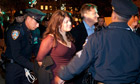 Thumbnail for Naomi Wolf arrested at Occupy Wall Street protest in New York