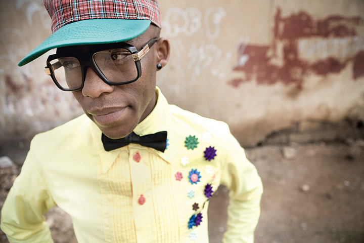 Street fashion in South Africa