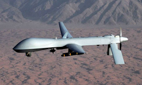 CIA to exempt strikes on Pakistan from drones codification - reports