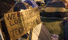 Thumbnail for Occupy Los Angeles faces Monday eviction deadline