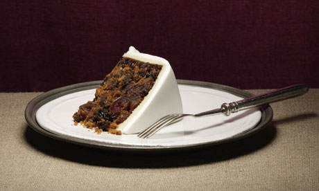 Traditional Christmas Cake Recipe Nigella