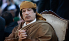 Thumbnail for Muammar Gaddafi: a life in pictures