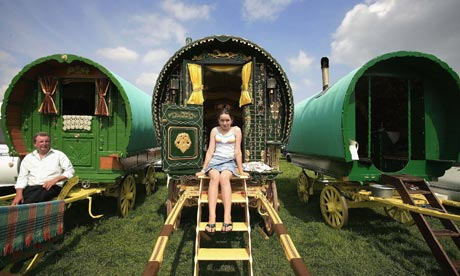 Buy Static Caravan >> Every Gypsy and Traveller caravan site in England mapped and listed | News | theguardian.com