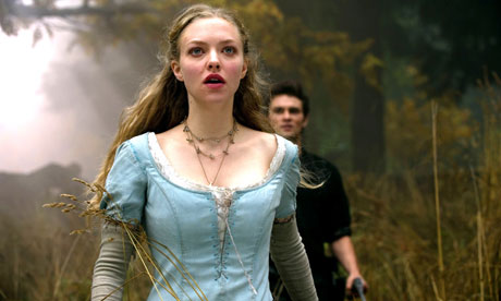 Damsel in distress... Amanda Seyfried as Valerie in Red Riding Hood. Photograph: Warner Bros/Sportsphoto Ltd/Allstar