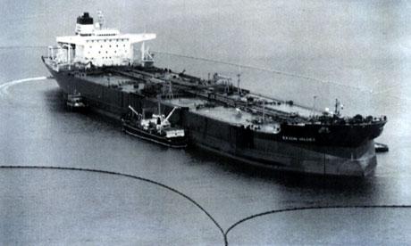 An analysis of the exxon valdez oil spill in prince william sound alaska