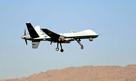 Anti-drones activists plan month of protest over Obama's programme