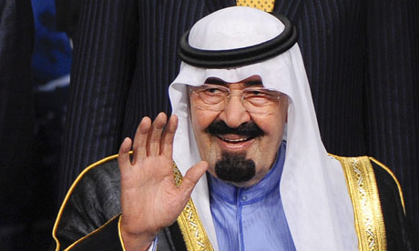 <b>Saudi Arabia's</b> message to Syria, decoded | Brian Whitaker | Opinion | The <b>...</b> - Saudi-Arabias-King-Abdull-007