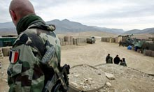 Thumbnail for France suspends all Afghanistan training operations over troop killings