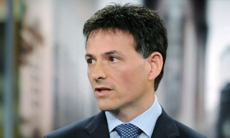 Activist investor David Einhorn drops 'iPrefs' lawsuit against Apple