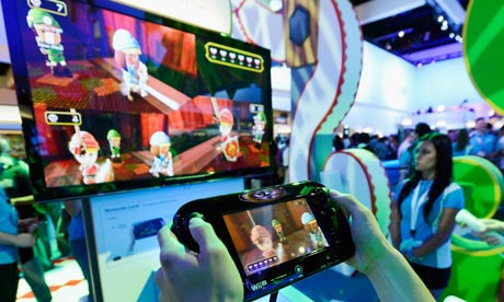 Press Start: Nintendo in trouble, tablets as good as consoles, and more