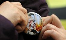 Nobel laureates urge China to free Liu Xiaobo