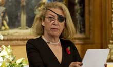 Thumbnail for Marie Colvin: 'Our mission is to report these horrors of war with accuracy and without prejudice'