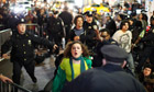 Thumbnail for Occupy protesters accuse NYPD of beating activist during weekend clashes