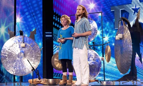 Sound of Soul audition for ITV's Britain's Got Talent. Photograph: Ken McKay/ITV/PA