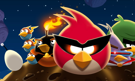 Angry Birds Space: First details announced by Rovio ...