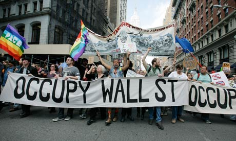 occupy wall street an inefficient protest essay Current events - occupy wall street: an inefficient protest.