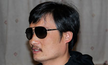 Thumbnail for Chen Guangcheng leaves US embassy in Beijing | World news ...