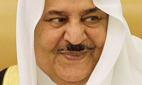 Crown Prince Nayef bin Abdul-Aziz Al Saud obituary | World news | The Guardian - Nayef-bin-Abdul-Aziz-008