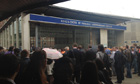 Thumbnail for London 2012 Olympics: travel disruption at key stations - live blog