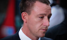 Thumbnail for John Terry: I spoke to police quickly because I had nothing to hide