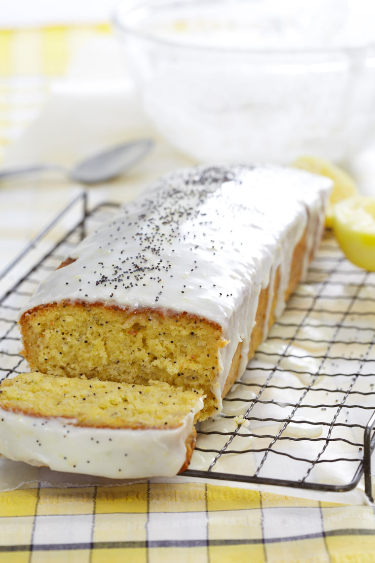 Cranks Lemon Drizzle Cake