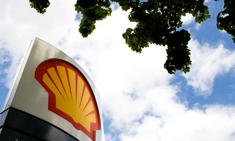Oil giant Shell has had multiple meetings with ministers since May 2010, including various one-on-one meals.  Photograph: Graham Turner for the Guardian