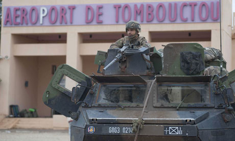 The dangers of intervention in Mali