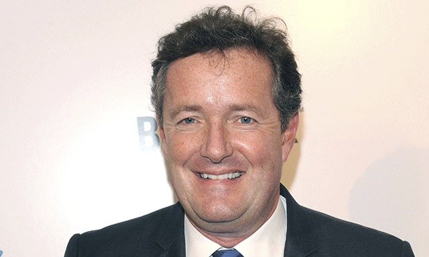 Piers Morgan: The Newsroom inspired me to take on America's gun lobby