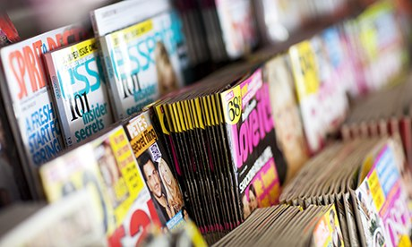 Women's magazines ignore technology and demean women