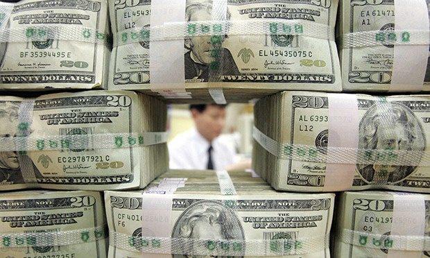 La « désaméricanisation » de l'économie mondiale.
